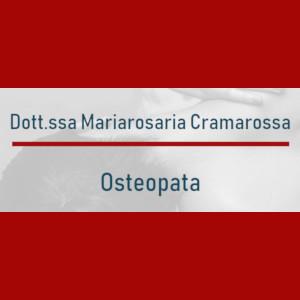 Osteopata Mariarosaria Cramarossa