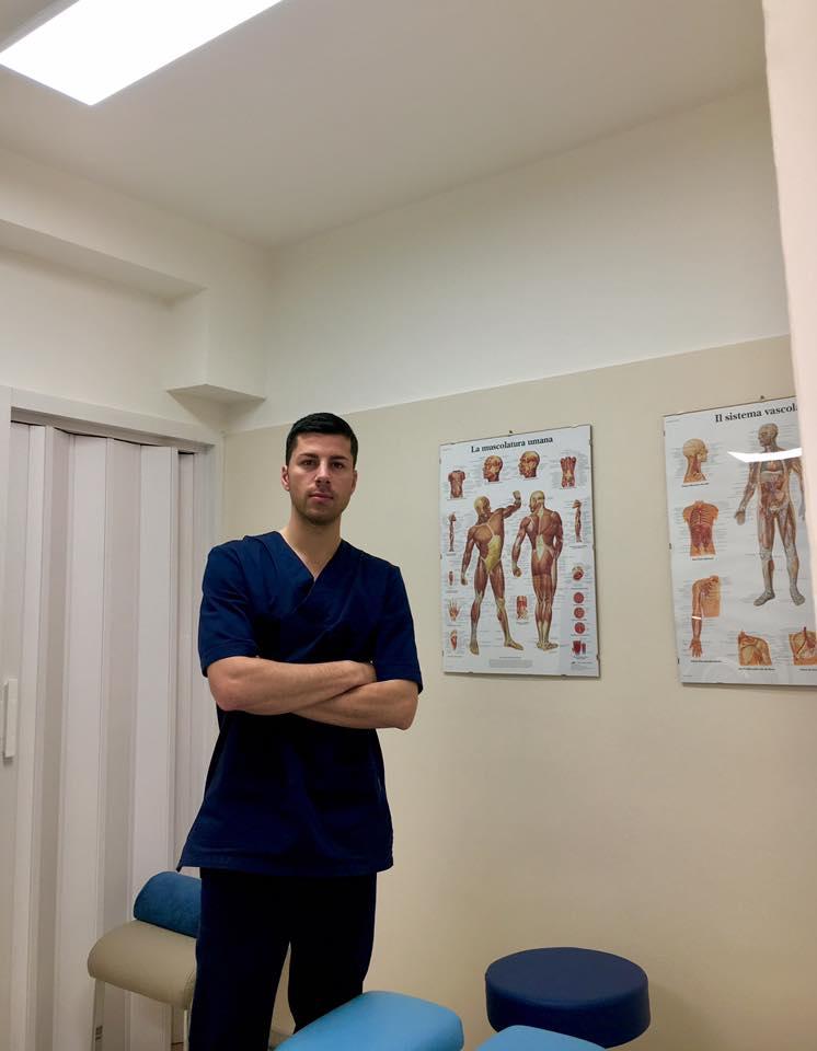 Osteopatia a Roma Gianluca Luciani