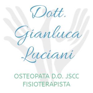 Dott. Gianluca Luciani Osteopata D.O. JSCC a Roma e a Ficulle<a id=
