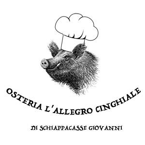 OSTERIA L'ALLEGRO CINGHIALE DI SCHIAPPACASSE GIOVANNI