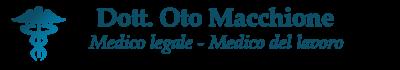 Dott. Oto Macchione - Medico legale e del lavoro ad Avellino