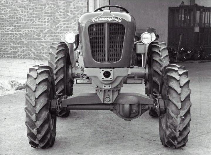 Lamborghini trattori
