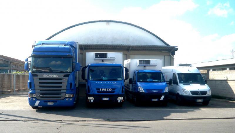 Trasporto prodotti alimentari refrigerati in Toscana. Rivolgiti a PELLEGRINI TRASPORTI SNC tel 0587 484377