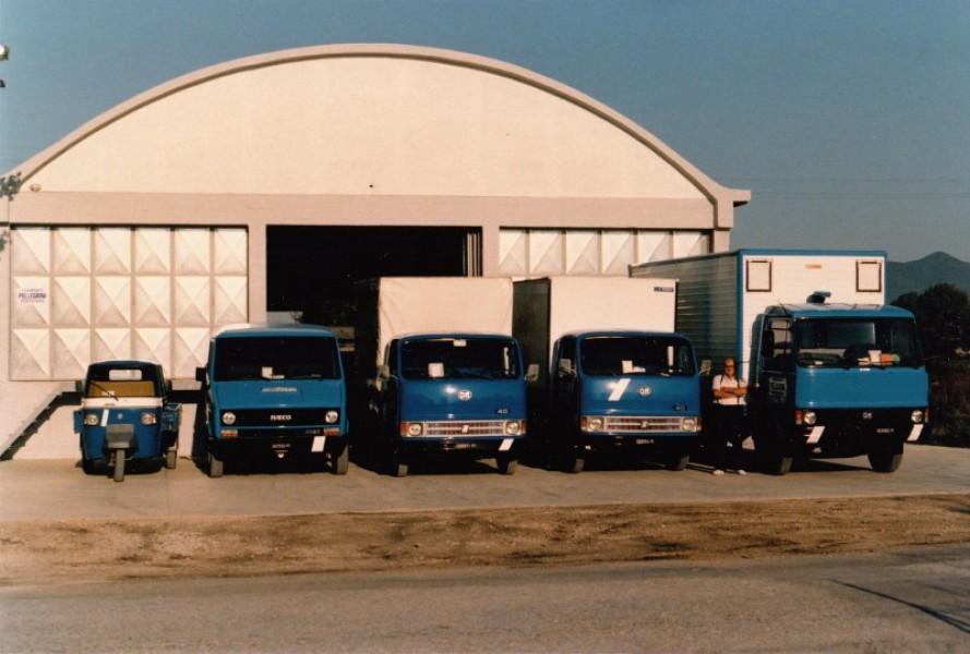 Parco Mezzi 1985
