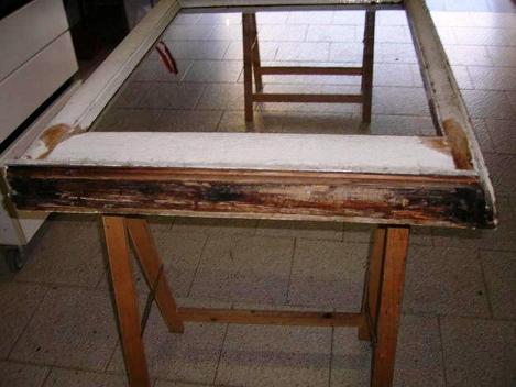 Finestre in legno fai da te trendy prodotti e tecnica fai - Verniciare finestre pvc ...