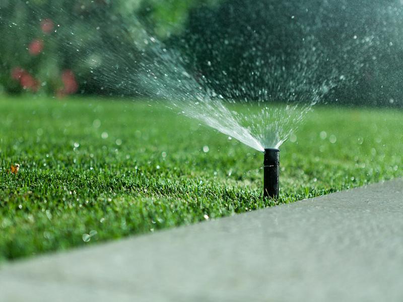 Installazione e manutenzione impianti di irrigazione