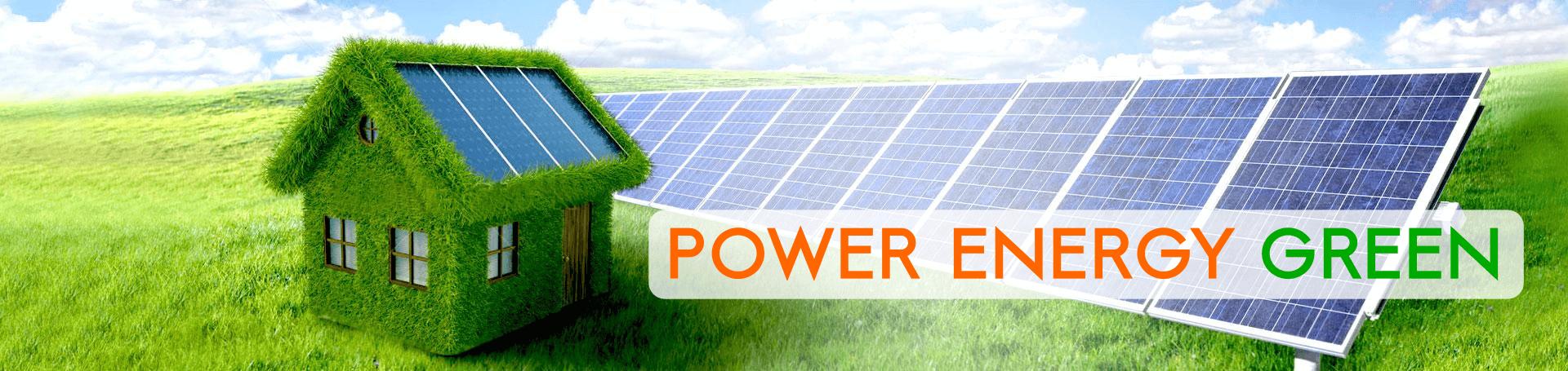 POWER ENERGY GREEN SRL