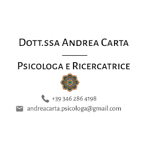 Dott.ssa Andrea Carta