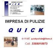 Quick:Imprese di pulizia a Genova