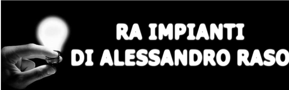 RA IMPIANTI di ALESSANDRO RASO