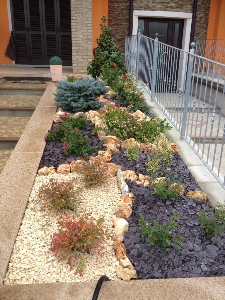 Progettazione e realizzazione aree verdi pubbliche e private