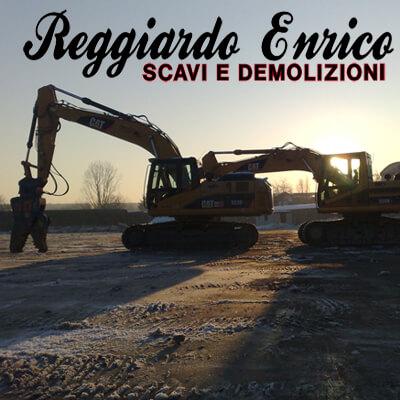 REGGIARDO ENRICO SCAVI E DEMOLIZIONI