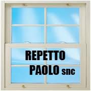 SERRAMENTI IN ALLUMINIO A PARODI LIGURE. REPETTO PAOLO & C. SNC snc. TEL.0143 346554 - CELL. 338 4685618