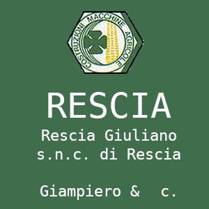 Costruzione Attrezzature Agricole a Volpedo. RESCIA GIULIANO S.N.C. DI RESCIA GIAMPIERO & C. tel 013180257