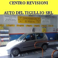 CENTRO REVISIONI AUTO DEL TIGULLIO SRL