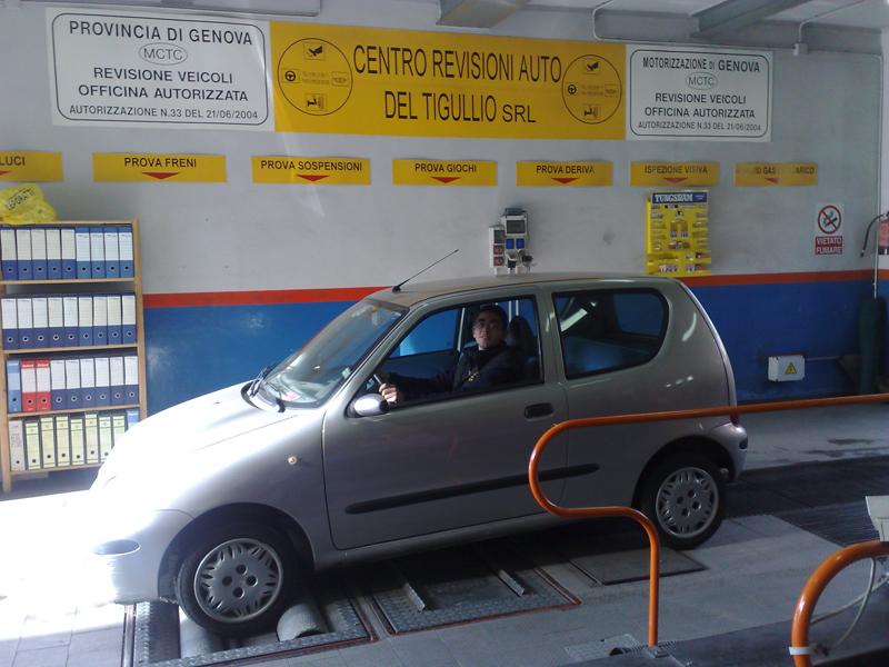 Centro Revisioni Auto del Tigullio