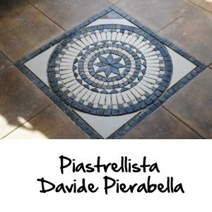 PIASTRELLISTA DAVIDE PIERABELLA