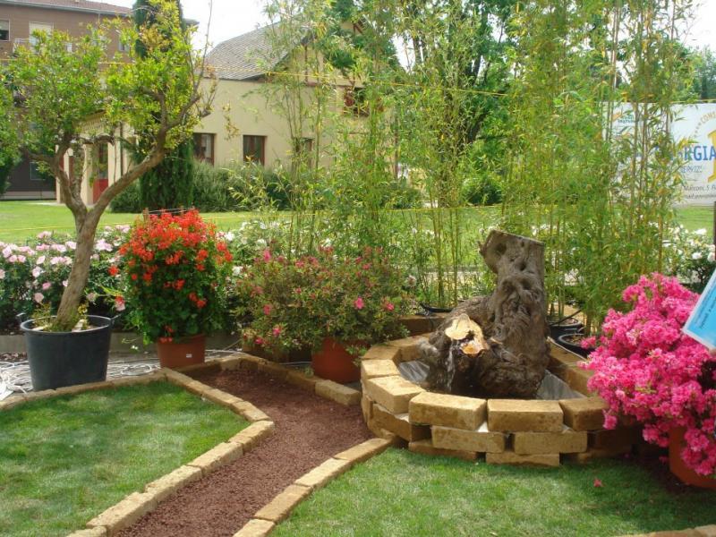 Progettazione e realizzazione aiuole e giardini ronchi for Progettazione aiuole
