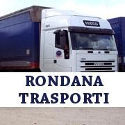 RONDANA TRASPORTI SNC di Rondana Daniele & Alessandro