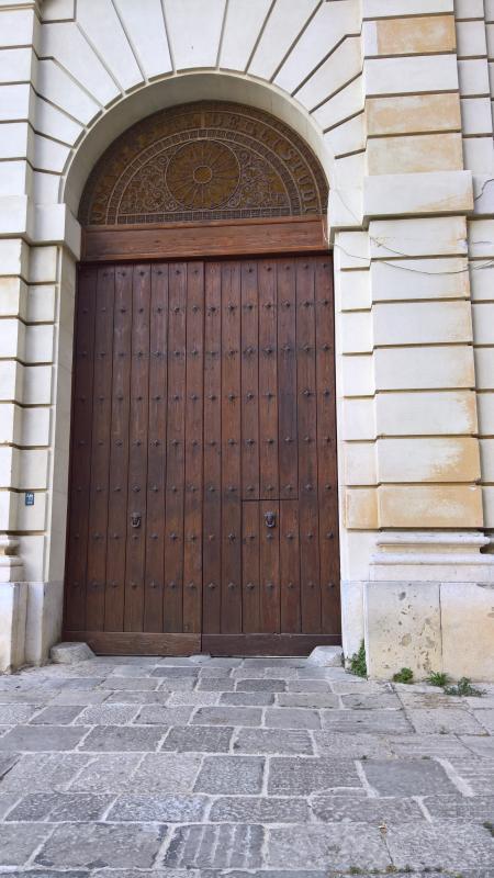 Palazzo Steri Portone Ripristinato