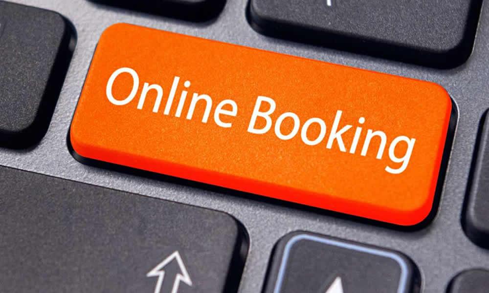 Prenota onlinesezione