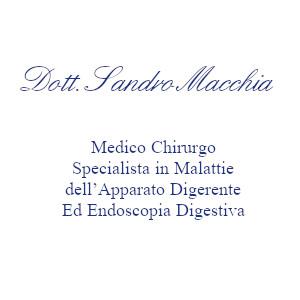 Dr. Sandro Macchia