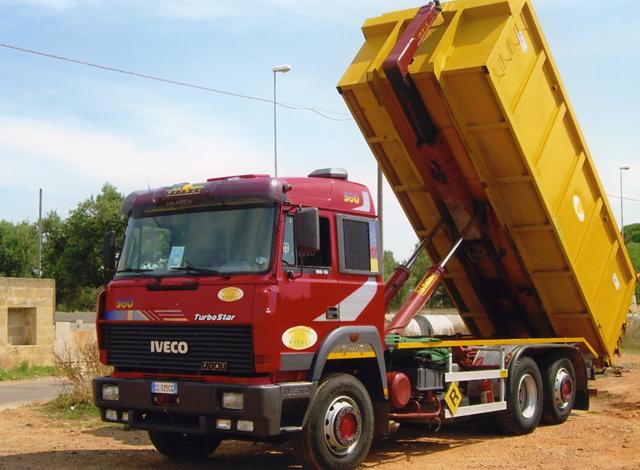 Servizi Ecologici Vitali:Trasporto solidi industriali con casse mobili e modifiche ambientali