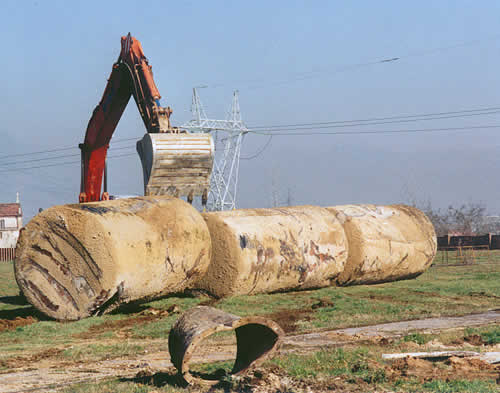 Servizi Ecologici Vitali:Bonifiche Cisterne Serbatoi a Matino