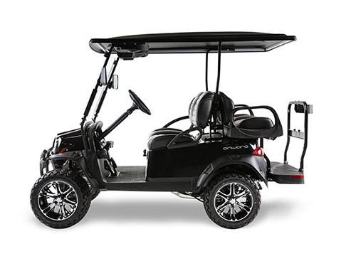 Noleggio Golf Car Elettriche