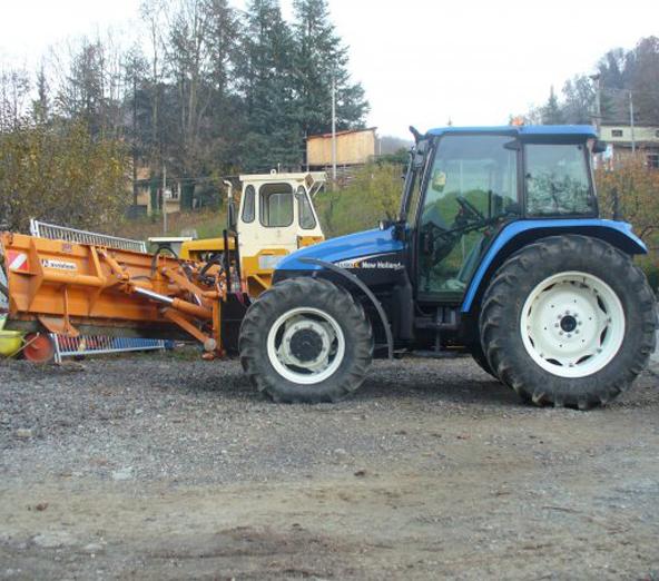 Messa a norma macchine agricole