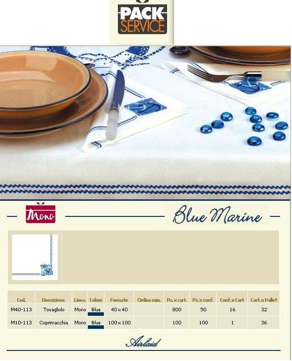A. decorati Blu Marine
