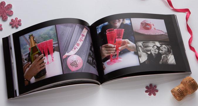 Book fotografici