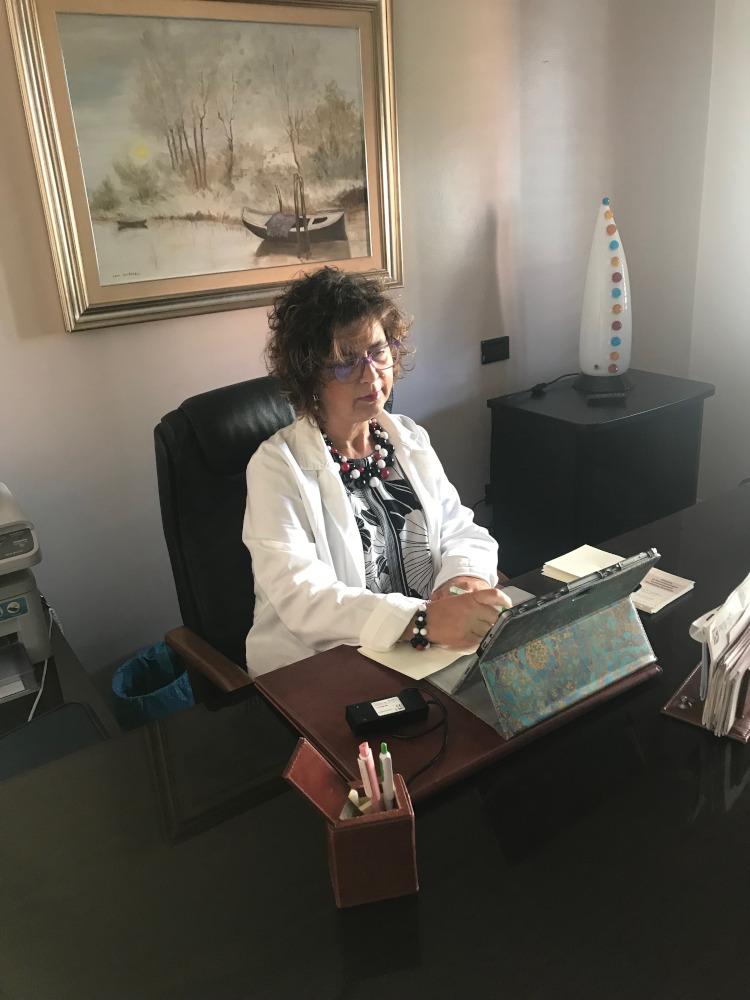 Dott.ssa Lina Caliri nutrizionista a Messina