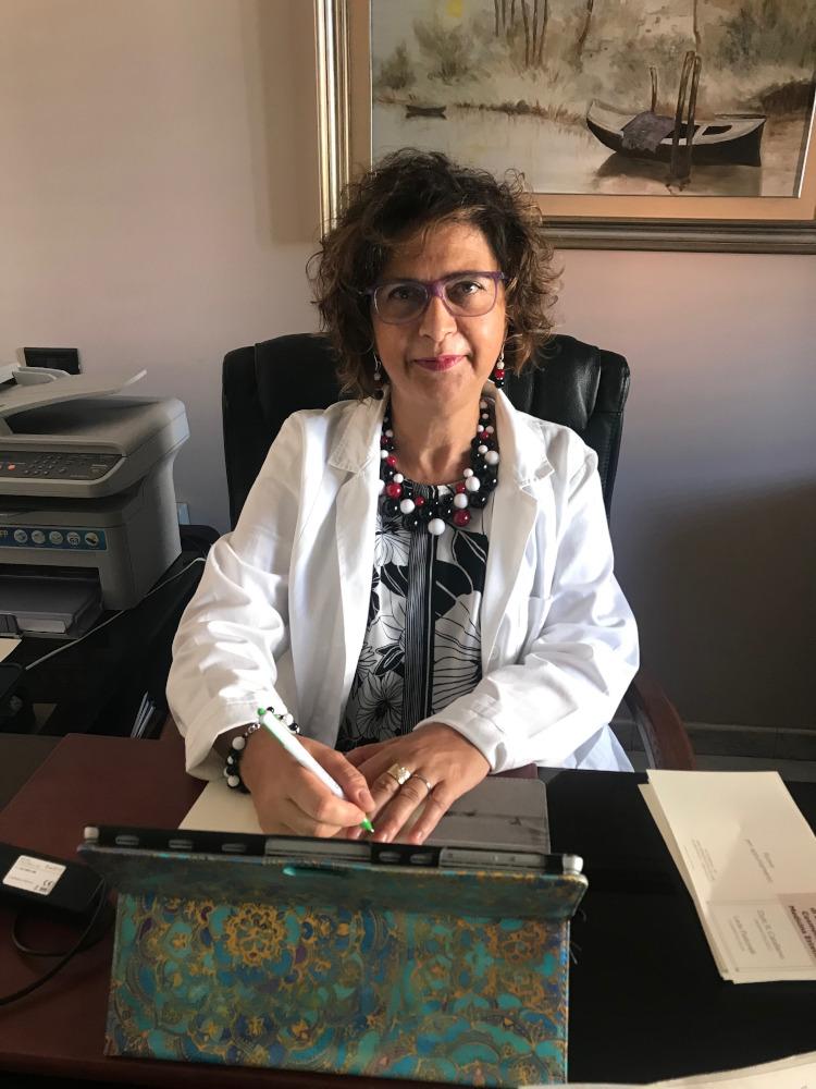 Dott.ssa Lina Caliri corretta nutrizione a Messina