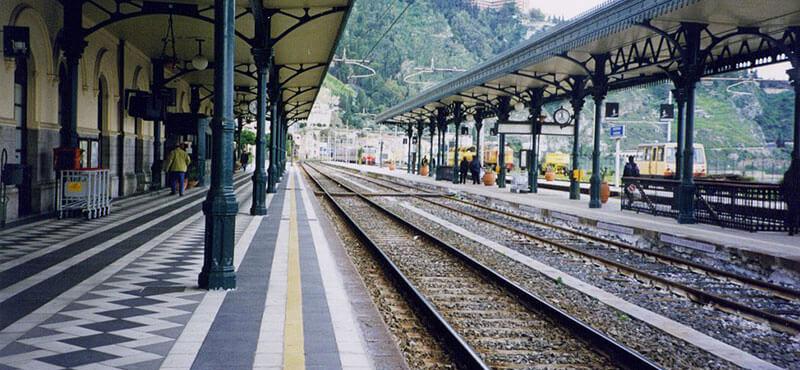 Transfer da e per stazioni ferroviarie