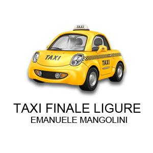 TAXI FINALE LIGURE - EMANUELE MANGOLINI