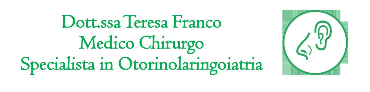DOTT.SSA TERESA FRANCO