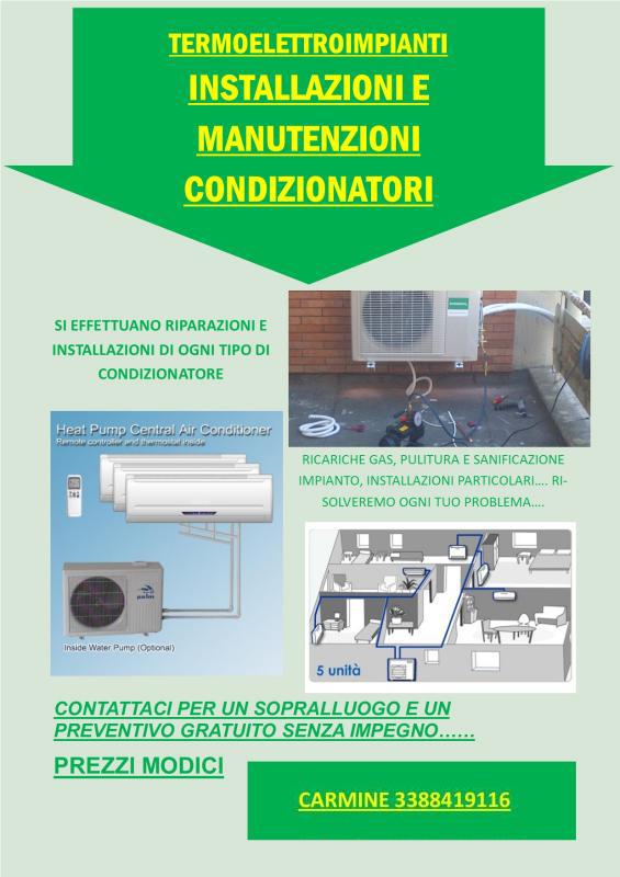 TermoElettroimpianti Installazione e Manutenzione Condizionatori