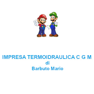 IMPRESA TERMOIDRAULICA C G M DI BARBUTO MARIO