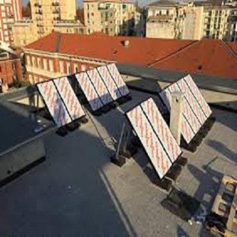 Impianti solare a Sesto Calende