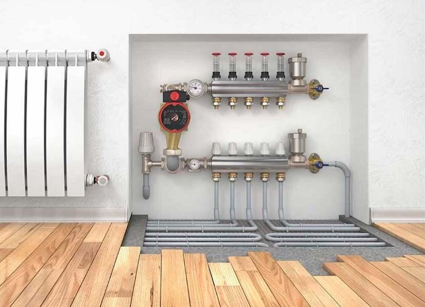 Realizzazione impianti di riscaldamento a Verona