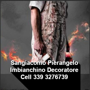IMBIANCHINO DECORATORE SANGIACOMO PIERANGELO