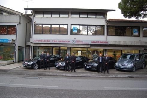 Transfer da e per stazioni ferroviarie a Ravenna. Rivolgiti a AUTONOLEGGIO TOP SERVICE cell 335 320335