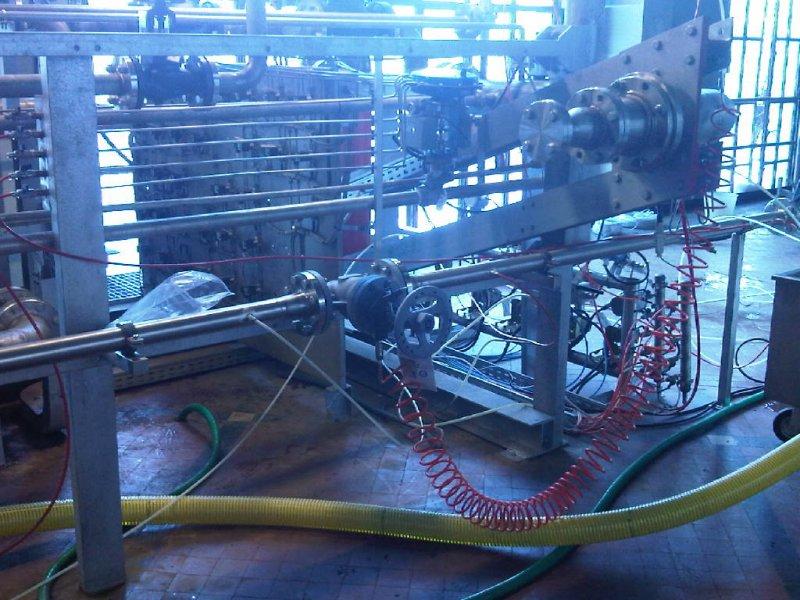 Realizzazione tubazioni in acciaio inox per alte pressioni e fluidi alimentari