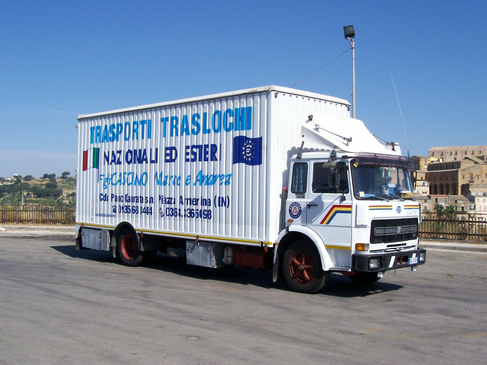 Trasporti e Traslochi Cascino Andrea