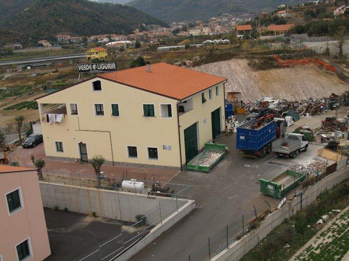 Verde Liguria Riciclaggi