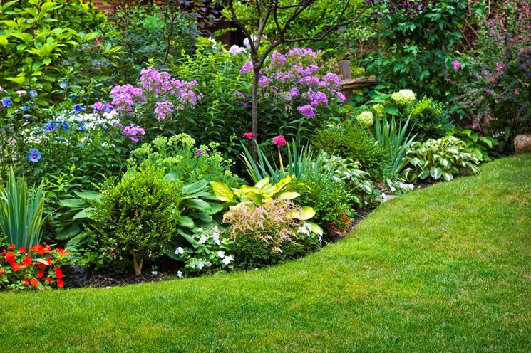 Lavori giardino