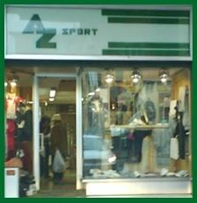AZ SPORT : Abbigliamento Sportivo Recco, Sci Recco, Abbigliamento Sci Recco, Attrezzature sportive Recco