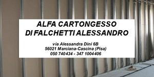 ALFA CARTONGESSO