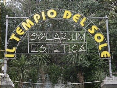 Il Tempio del Sole:Estetica a Genova Sestri Ponente